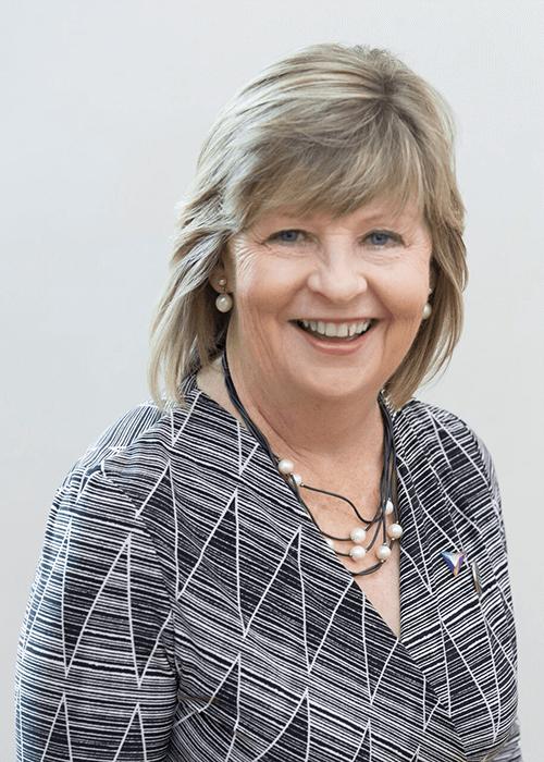 ywca australia board president Julie Boyd