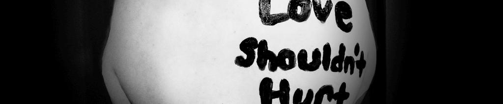 love shouldn't hurt writing