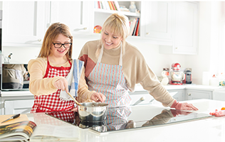 Thumbnail Image_woman and a girl cooking